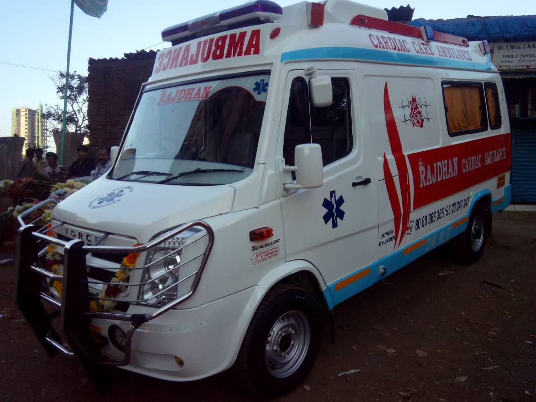 Cardiac care ambulance services